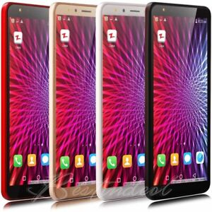 """New Unlocked Android 8.0 AT&T Net10 Smartphone 5.5"""" Quad Core 3G GSM Cell Phone"""
