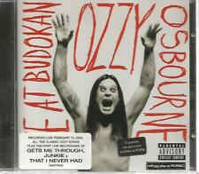OZZY OSBOURNE - Live at Budokan - CD new