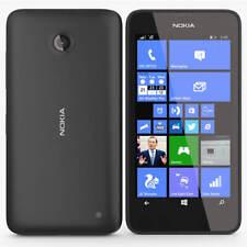 Nokia Lumia 630 - 8GB - Black - Windows Mobile - Unlocked / SIM Free