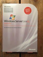 MS Windows Server 2008 R2 inkl. SP1 Standard 64 bit Deutsch, Retail Vollversion