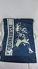 NFLPA - New England Patriots - Rob Gronkowski #87 - Sling Bag