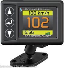 Heavy Duty GPS Speedometer with Speed Alert