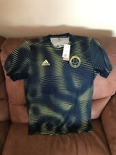 ADIDAS Colombia National Team Training Soccer Jersey NWT Size M Men