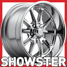 "18x8 18x9.5 18"" US Mags wheels Rambler U110 Holden HQ WB HZ Chevy Camaro Impala"