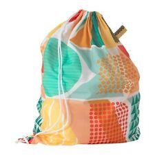 Ikea Snajda Laundry Bag - Colorful Pattern (60L, 16 gallon) 803.299.46