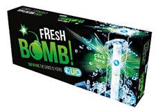 10 Boxen (1000 Tubes) Fresh Bomb Menthol Click Tubes Filterhülsen Aromakapsel