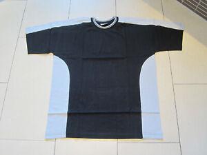 SALE: neues T-Shirt in schwarz mit grauen Streifen in Größe M von Switcher
