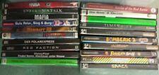 20 PC Spiele Sammlung / Computer Games / Sport / Action / Abenteuer usw.