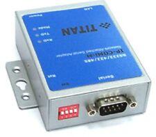 VSCom Ethernet Serial Server, 1 port RS232, use serial device over intranet/LAN