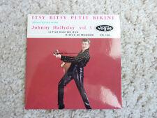 """JOHNNY HALLYDAY CD SINGLE  """" ITSY BITSY ....... """""""