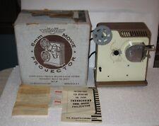 Vintage Thunderbird 8mm Movie Projector Model 1500 & Box Free Shipping