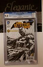 Batman New 52 Detective Comics #18 CGC 9.8 Reg and Sketch Covers