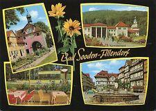 Alte Postkarte - Impressionen von Bad Sooden-Allendorf