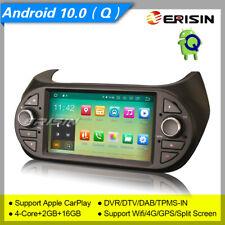 """Android 10 Fiat Fiorino Citroen Nemo Peugeot Bipper Car Stereo DAB+ Radio 7""""5125"""