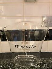 Terrazas Wine Ice Bucket Pub Shed Bar Man Cave