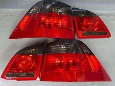 Schwarze Rückleuchten Lasierung Lasur Lasieren Ihrer BMW E61 Rückleuchten ! TOP!