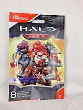 Mega Construx - Halo - Warrior Series - Blind Bag - Figure - New - Sealed