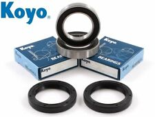 KTM EXC 125 2006 - 2008 Genuine Koyo Front Wheel Bearing & Seal Kit