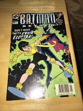 Batman Beyond #15 Original Series Rare Newstand Variant !