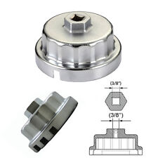 Aluminum Alloy Oil Filter Wrench 6 & 8 Cylinder Engines Kit Fit for Toyota Lexus