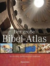 Der große Bibel-Atlas von James Harpur und Marcus Braybrooke (2017, Gebundene Ausgabe)