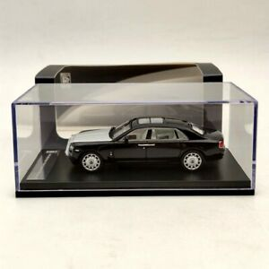 1:64 Rolls-Royce Ghost Extended Wheelbase DC8805 Black Diecast Models Limited