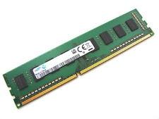 Samsung M378B5173DB0-CK0 4GB 1600MHz 1Rx8 PC3-12800U-11-12-A1 DDR3 RAM Memory