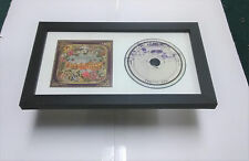BRENDON URIE Panic at the Disco SIGNED + FRAMED Pretty Odd CD Album