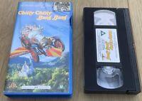 Children's VHS Tape - Chitty Chitty Bang Bang