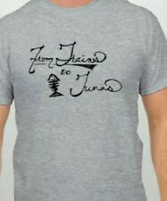 From Trains to Tunas T-shirt