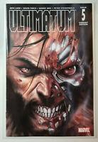 Ultimatum #5 1:50 Dell'Otto Wolverine Variant, Marvel, RARE, 2009