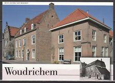 Voorgefrankeerde ansichtkaart Woudrichem Huis Jacoba van Beieren - Postcard