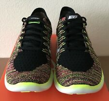 Nike Rn Flyknit OC Ultimate Olympic Free colección Reino Unido 9.5 843430 999 DEADSTOCK