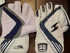 Ss Limited Edition Cricket Wicket Keeping Gloves Sold From Zee Sports Usa