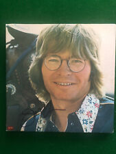 GENUINE HAND SIGNED JOHN DENVER RECORD ALBUM