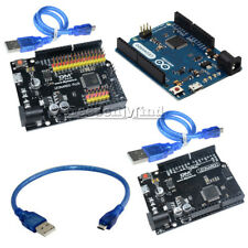 Leonardo R3 Plus ATmega32U4 16MHz 5V Microcontroller Board USB Cable for Arduino