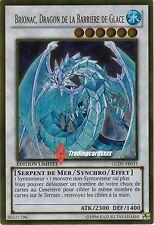 ♦Yu-Gi-Oh!♦ Brionac, Dragon de la Barrière de Glace : GLD5-FR031 -VF/GOLD RARE-