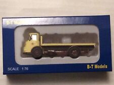 B.T MODELS 1:76 Scale OO Gauge DA53 Albion Chieftan Flatbed  Northern Motors Ltd