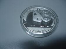 PRC CHINA 2011 - 10 Yuan in Silber (1 Unze), PL - PANDA
