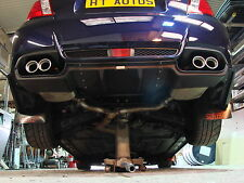 Subaru 2011 STi WRX Sedan ABS Plastic FULL Rear Diffuser Spoiler. HT Autos UK.