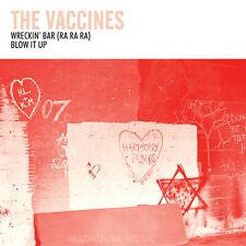 "Las vacunas 7"" Wrekin 'Bar (Ra Ra Ra) debut UNPLAYED Raro Wrekin sólo 300! nuevo!! la"