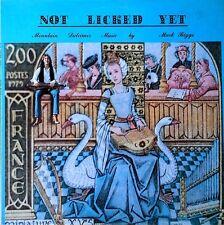 MARK BIGGS - NOT LICKED YET / MOUNTAIN DULCIMER MUSIC - CENTENNIAL LP - 1981