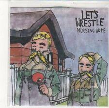 (DK354) Let's Wrestle, In Dreams Part II - 2011 DJ CD
