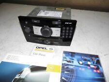 Autoradio OPEL Corsa D - 2008 - CD 60 NAVI - mit Bedienungsanleitung