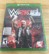 WWE 2K16 (Microsoft Xbox One, 2015) Stone Cold Steve Austin Wrestling Game