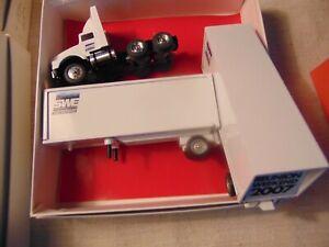 Winross -- Sierra West Express doubles semi truck (WCCA)