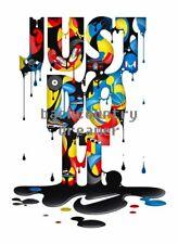 NIKE Poster [36 x 24] Brand Promo Advertising Print Wall Poster 3