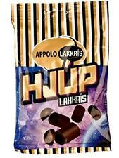 Iceland Hjup Gold Lakkris, Licorice Rod covered in chocolate 150g - 5.2Oz