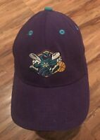 NBA New Orleans Hornets Pelicans Stretch Strapback Basketball Cap Hat Louisiana