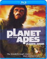 PLANET OF THE APES 1968 (CHARLTON HESTON) *NEW BLU-RAY*
